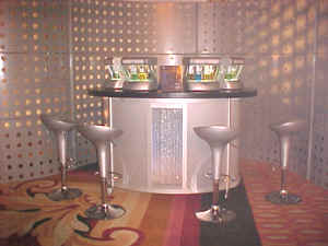 Oxygen bar from Sugar Bowl