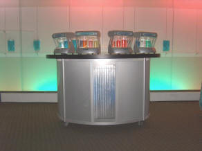 Oxygen Bar at Wolfgang Pucks